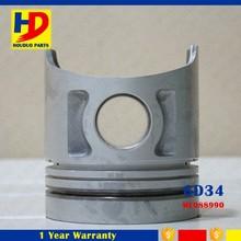 6d34 Piston Me088990, 6d34 Piston Me088990 Suppliers and