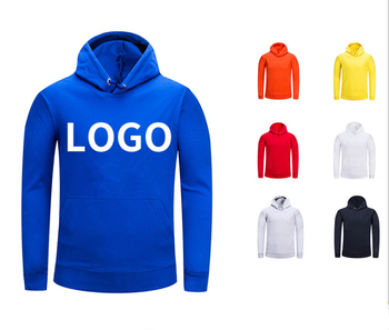 HSYM4040 Wholesale Custom Fleece Cotton Basic Plain Dyed Men Printing Pullover Hoodies With Hood