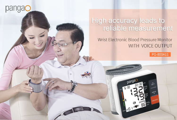 Medical supply Blood Pressure Monitor automatic household Blood Pressure Monitor Meter
