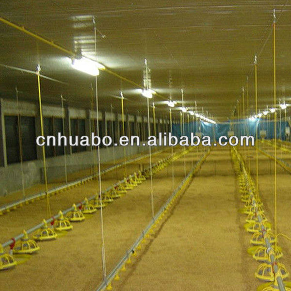 Huabo poultry equipment in agriculture