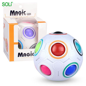 New toy Magic Anti Stress Cube Decompression cube kids educational toy