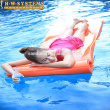 Swimming Pool Floating Mat Closed Cell Foam 72''*26''*2.0 Gigantic Donut Pool Float For Waterproof