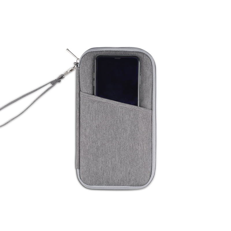 Travelsky 2020 новый дизайн зажим для денег Органайзер персонализированный дорожный rfid держатель для паспорта кошелек