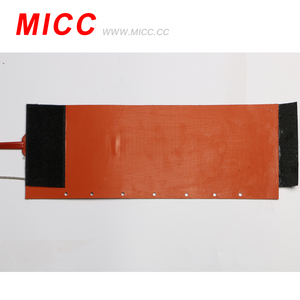 MICC Customized Silicone Rubber Heating Pad/Mat/Heater