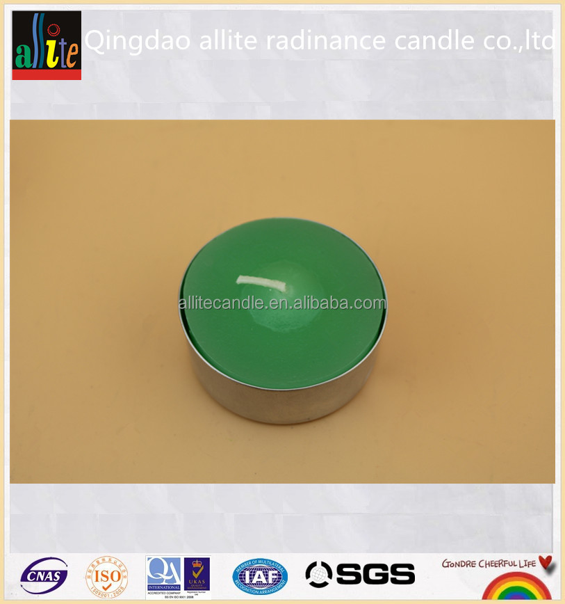 2016 top sales hight quality tea light candles