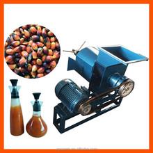 300kg/h palm fresh oil press machine/palm oil presser