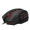 USB Gaming Mouse 16400DPI 19 buttons ergonomic design for desktop computer accessories programmable mouse gamer lol PC