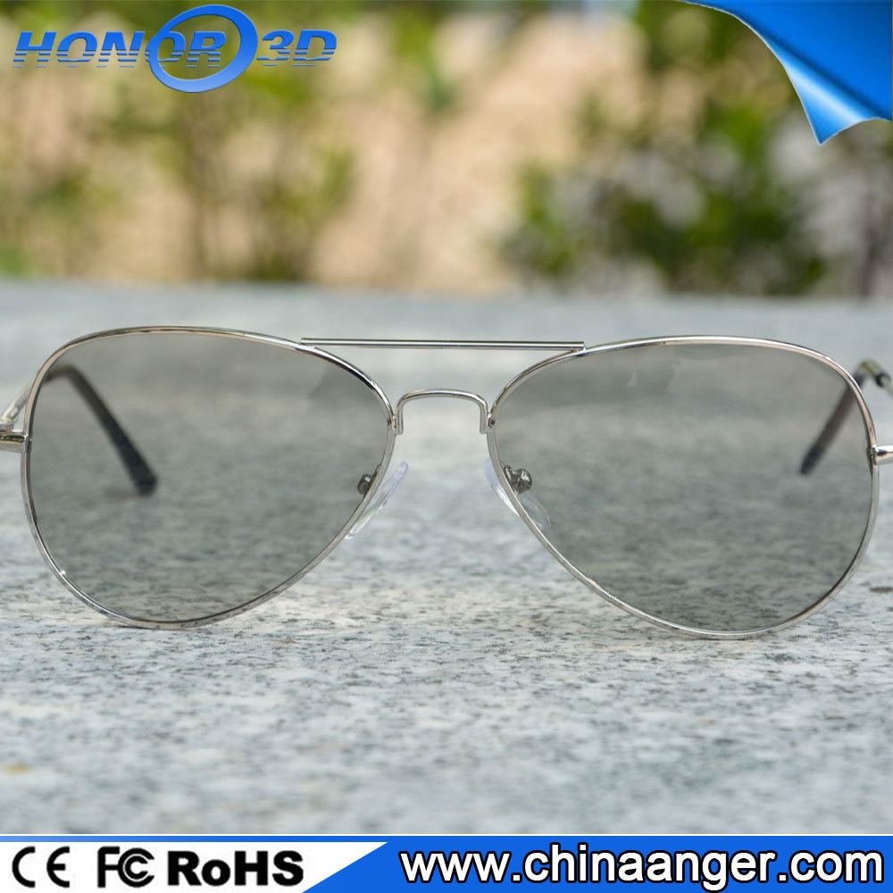 custom Real D Circular polarized 3D glasses with CE, RoHs