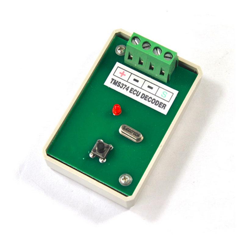 2016 TMS374 ECU декодер авто-ecu программер TMS374 ECU декодер авто экю программер TMS-374 иммо отключить инструмент