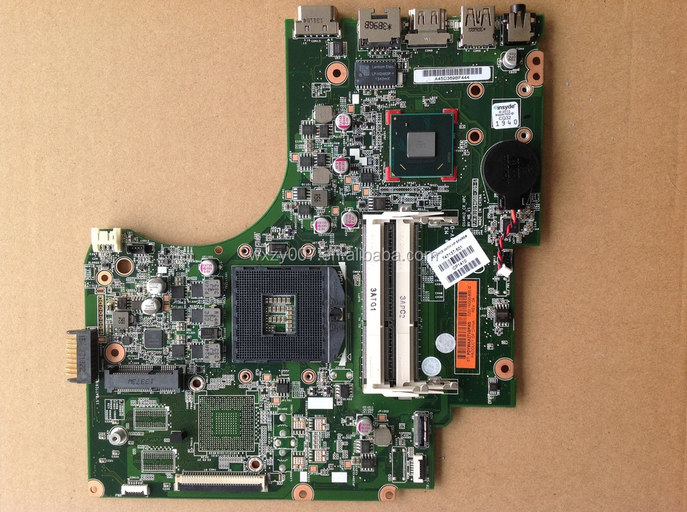 For Hp 15-d Series 747137-501 Motherboard 010194g00-j09-g Laptop ...