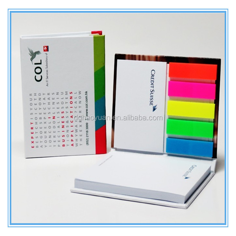 sticky notepad
