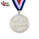 High quality cheap metal medal logo engraved custom sports medals no minimum order