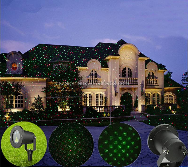 5850578577e Espectáculo de Luces Láser de Luz láser de Interior Al Aire Libre Proyector  LED IP65 Impermeable