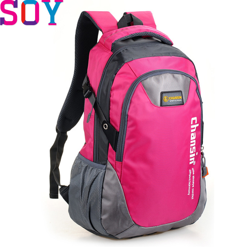 Superb of you 2015 School Backpack Waterproof Nylon Laptop Backpack Women's Travel Backpack Large Capacity Backpack LM1057S