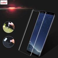 Soft PET Film For Galaxy S9 S9Plus S7 S7 Edge S8 S8 Plus Note8 Anti-fingerprint Screen Protector