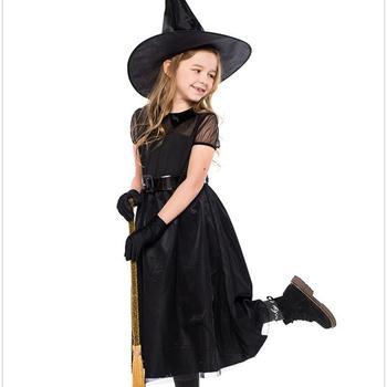Bruja Sombrero Traje De Chica Sexy Disfraces De Halloween Para Los Niños Buy Disfraz De Brujadisfraz De Bruja Para Niñadisfraces De Halloween Para