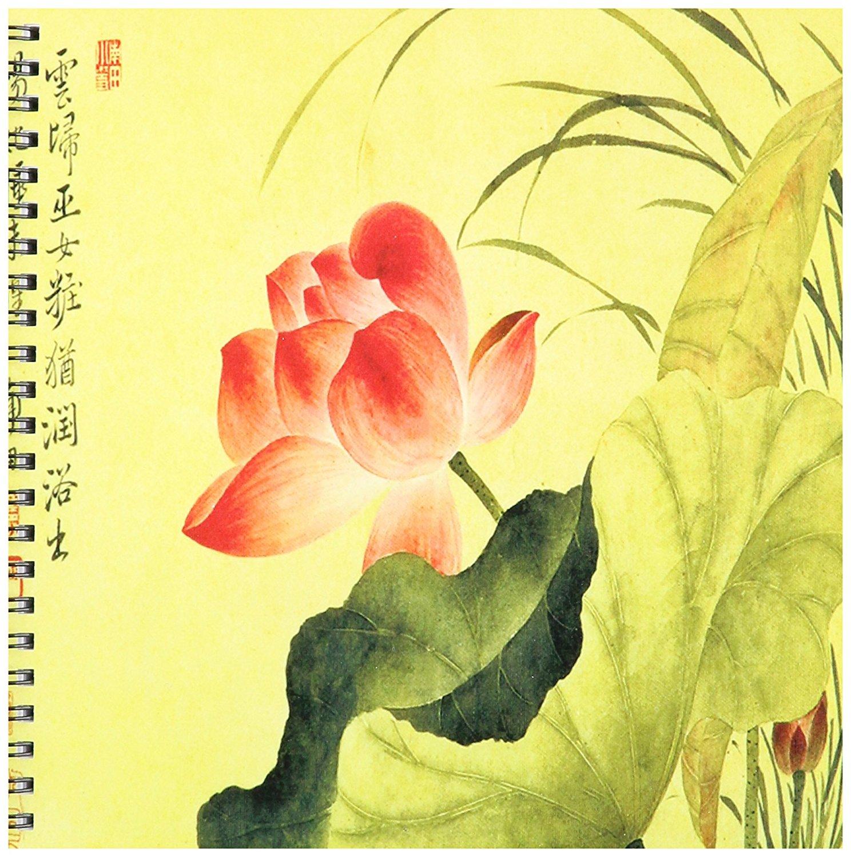 Buy 3drose Db1265181 Lotus Flower By Yun Shouping Japanese Art