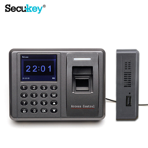Secukey 3000 Users 100000 Records Network TCP/IP Time Attendance Finger Print