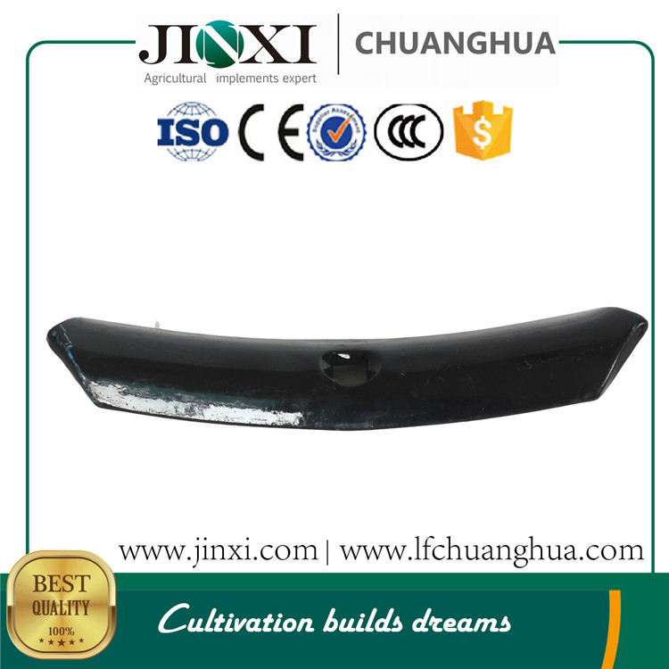 China top sale tractor accessories plow tips for agriculture cultivator manufacturer