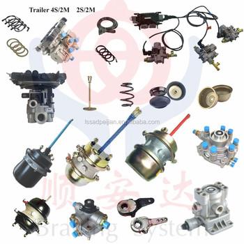 Semi Trailer Parts As Air Dryercartridgeair Brake Valvemulti