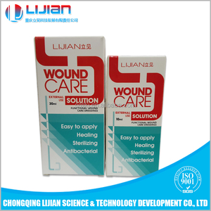 safe and effective to treat bacterial infected skin diseases such as Impetigo, folliculitis, furuncle, carbuncle and cellulitis,