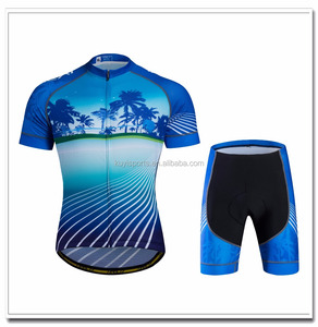 Coolmax fabric short sleeve men cycling jersey best selling products 2017 in China