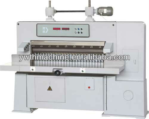 51 Inch Economic Electric Industrial Paper Sheeter Cutter Guillotine