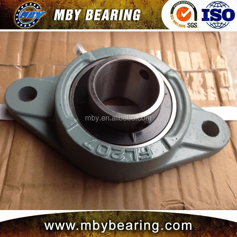high quality UCFL 205 UCFL 206 pillow block bearings