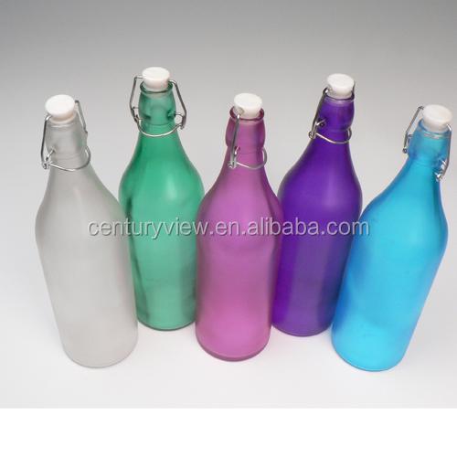 Soft Drink Glass Bottle Empty Beverage Bottles