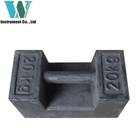 laboratory calibration 20kg 1t cast iron weights