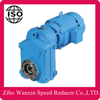 Siti bauer parallel shaft hollow shaft gear motor gearbox for Hollow shaft gear motor