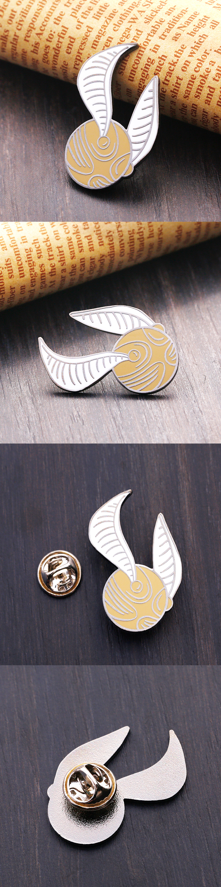 Hot selling making Custom high quality lapel pin hard enamel pin with gold plated