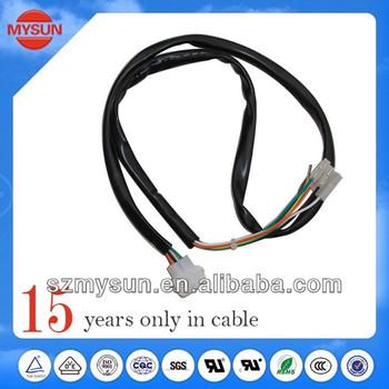 mysun wire harness for acura rsx fog light