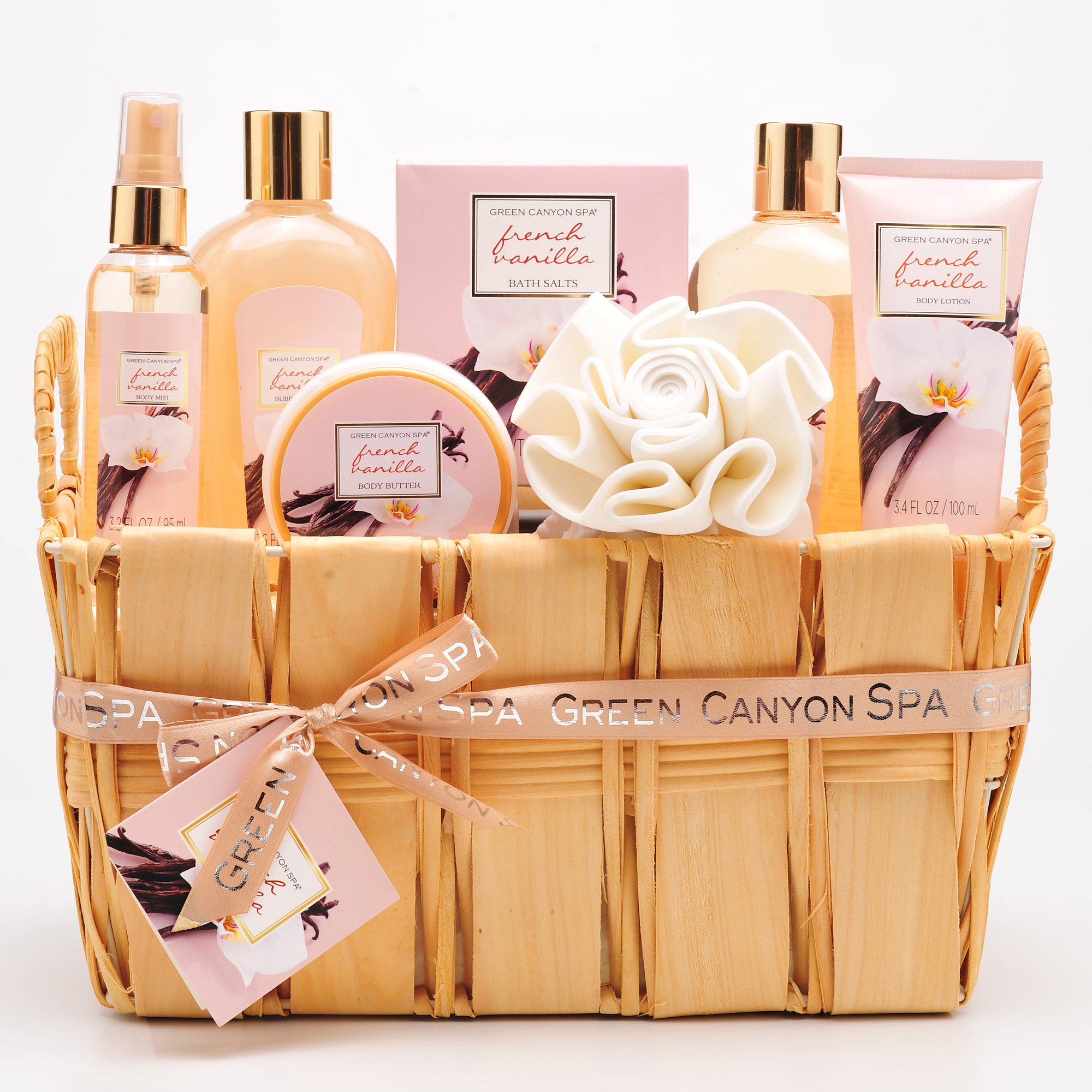 Gift Baskets For Women Green Canyon Spa Set Her 1