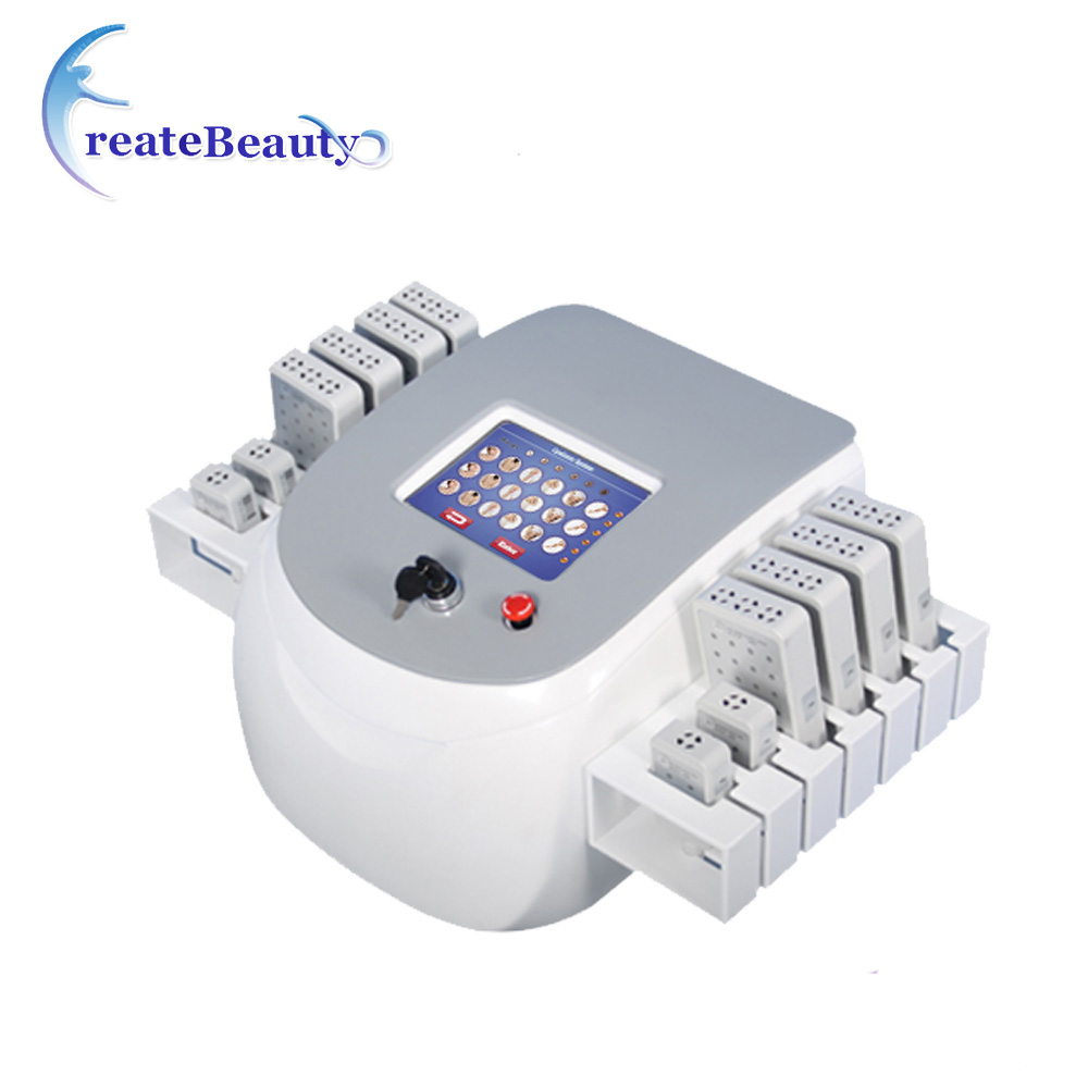 Ultrasonic cavitation fat burning machine