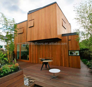 external shiplap natural teak wood siding and cladding