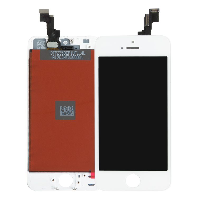 Original para a tela do iphone 5s lcd, para a tela de toque do iphone 5s, para a tela da recolocação do lcd do iphone 5s