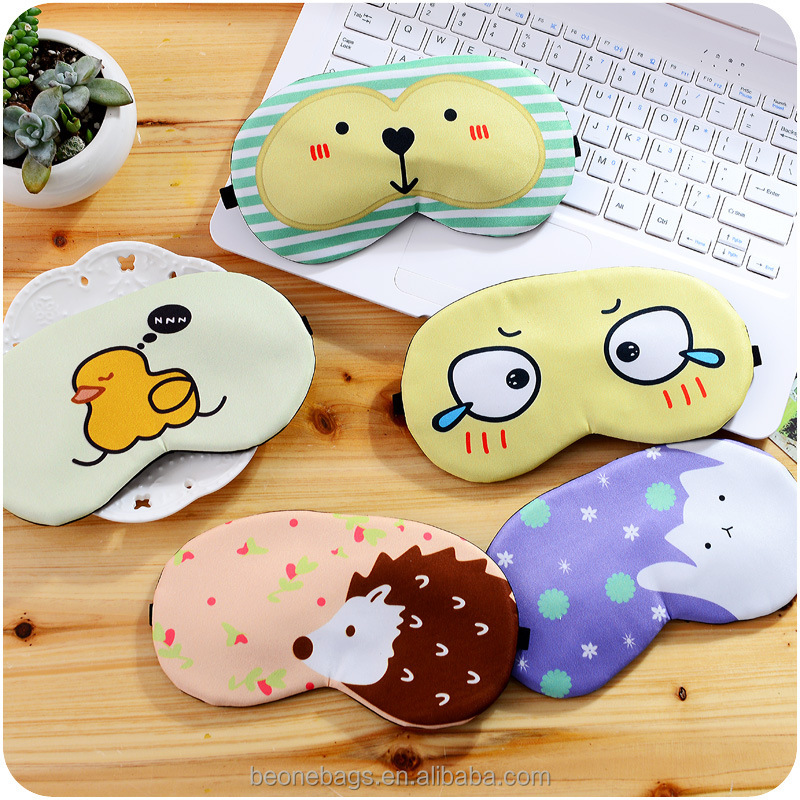 Gel sleeping eye mask for travel portable sleep mask and ear plugs gifts sleeping eye mask