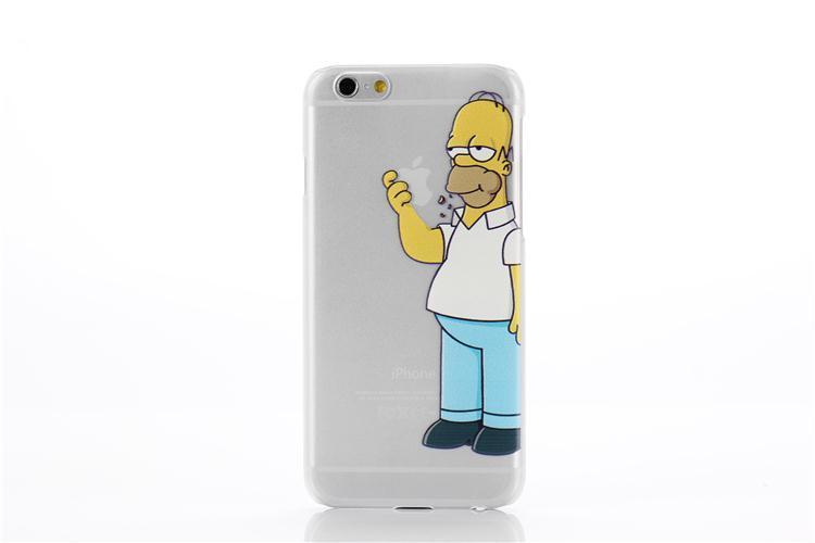 Coque Iphone  Simpson