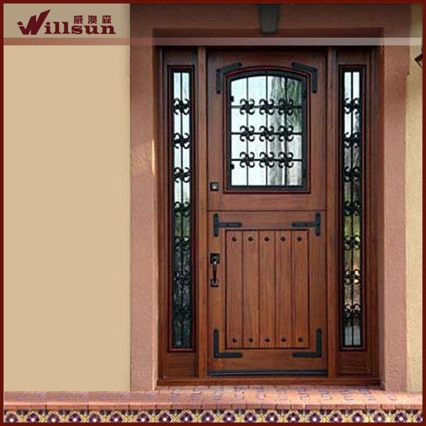 Puertas de hierro para exteriores dise os for Puertas de metal con diseno