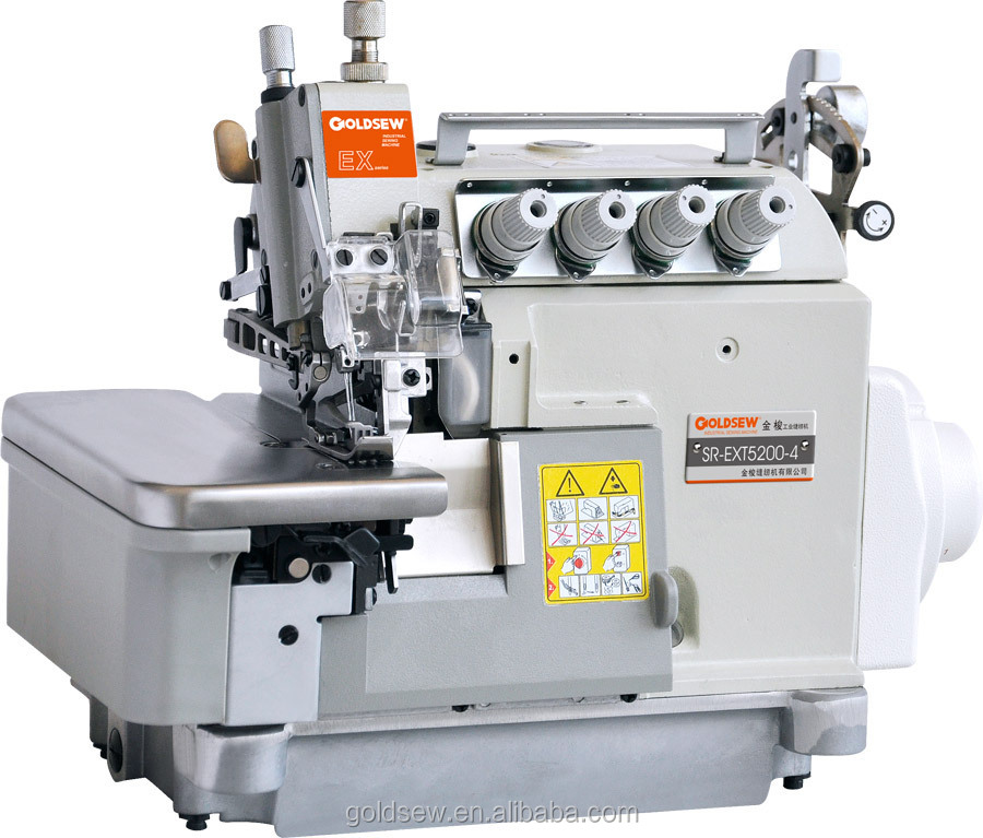 Pegasus M700 Type Overlock Sewing Machine 4 Thread