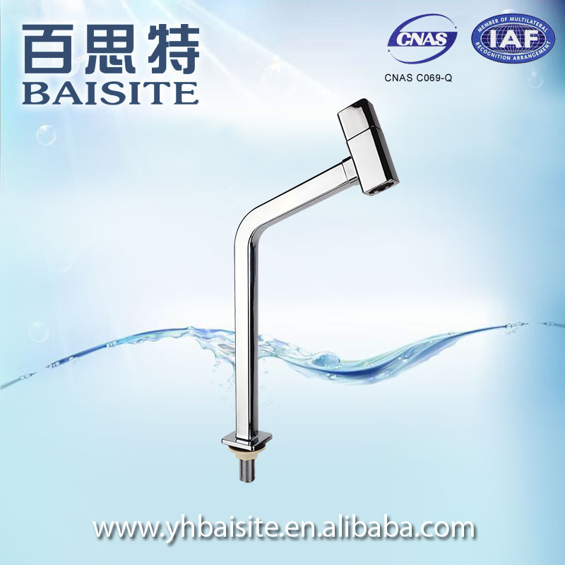 Wholesale best 2016 polished abs faucets bathroom toilet long level pull out basin plastic basin tap