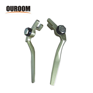 Ouroom Hardware 711044 aluminium door and window handle for South Africa