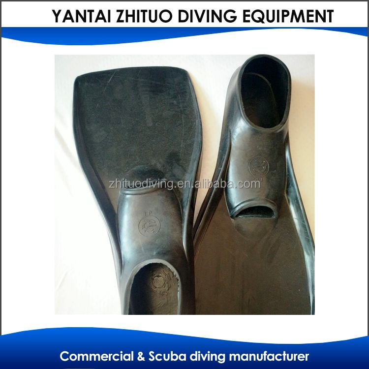factory offer simple design diving fins prices