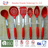 Colorful FDA Silicone Kitchen Utensils Gfit Sets of 6 pcs,