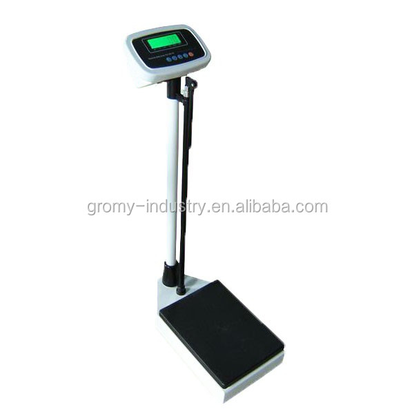 Electronic Height And Weight Measuring Scales Digital