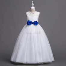 Kids <span class=keywords><strong>china</strong></span> guangzhou Meisjes Bloem Party Kinderen Prom Gown Trouwjurk