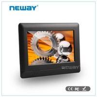 7 inch Car GPS tracking resistive touch OEM tablet
