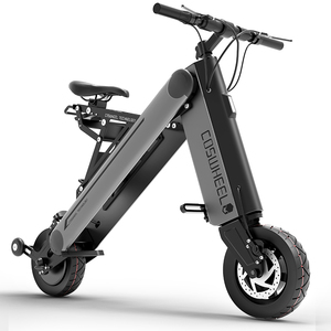 Coswheel Folding Bicycle_Bike, 350W 30-50km/h 8.7Ah Brushless Scooter Electrico, 10inch Freedom Scooter