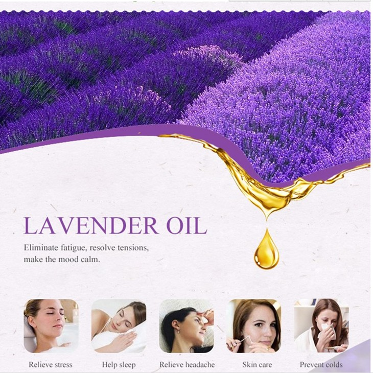 Wholesale Best Price 100% Pure Natural Lavender Essential Oil